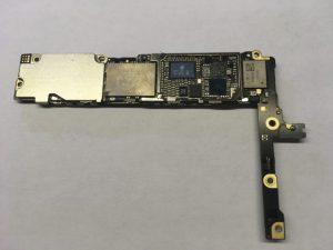 не работает сенсор iphone