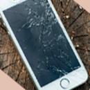 разбился экран iphone