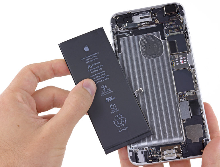 iphone 6 батарея
