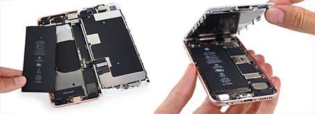 замена аккумулятора iPhone 8