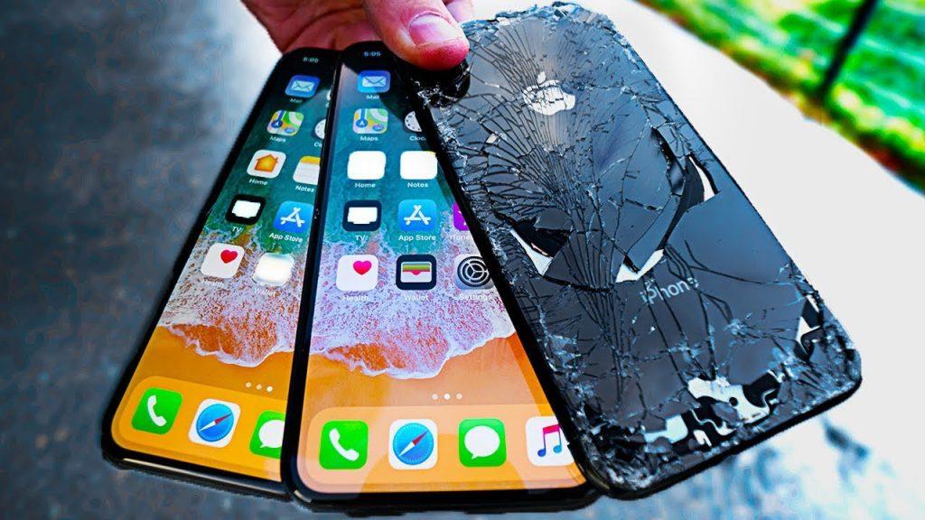 качественный ремонт iphone икс