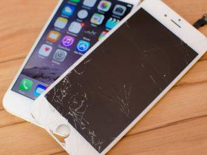 замена стекла и сенсора на iphone 7