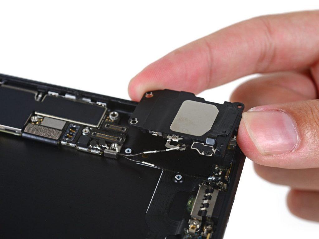 айфон 7 замена динамика