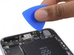 iphone 6s plus замена микрофона
