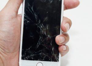 замена стекла айфон 7 плюс