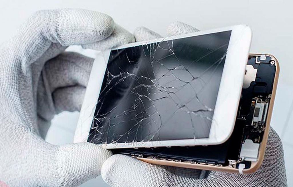 замена экрана на айфоне 6