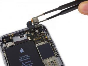 замена камеры iphone 6