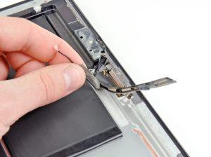 ipad 4 замена антенны wi-fi