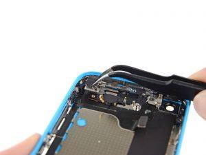 iphone 5c замена вибромотора