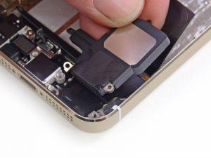 iphone 5s замена динамика