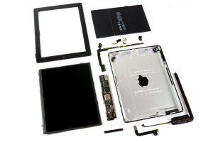 ремонт iPad4